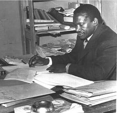 For us education means service to Africa - Robert Sobukwe