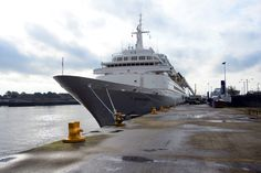 Black Watch in Port of Tyne #cruise #travel