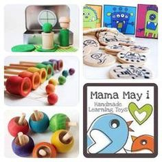 Picture of Stocking Stuffers Made Easy - Big Kid Edition (Age Toddler Toys, Kids Toys, Sensory Boxes, Handmade Wooden Toys, Buy Toys, Travel Toys, Preschool Toys, Forest Friends, Creative Play