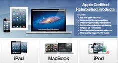 """Apple sells its product at discounts on its eBay """"Refurbished-Outlet"""""""