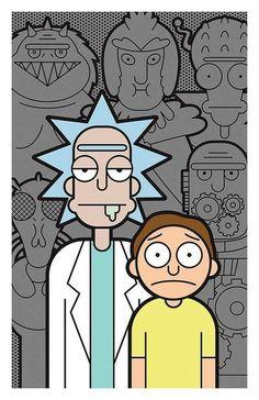 Rick and Morty #fanart