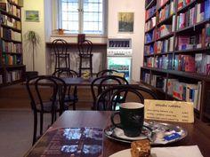"""""""Literary café"""", Prague, Czechia"""
