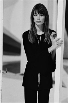 An Ode to Françoise Hardy's Style
