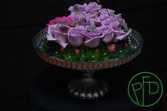 a heart of roses #weddingideas