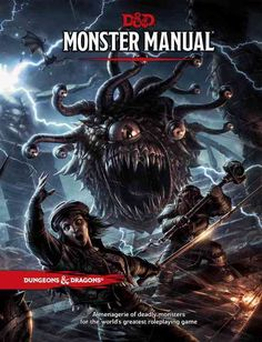 A menagerie of deadly monsters for the worlds greatest roleplaying game The Monster Manual presents a horde of classic Dungeons Dragons creatures, including dragons, giants, mind flayers, and beholder