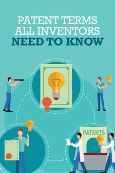 Patent jargon can be confusing. Take a look at our list of patent terms to educate yourself on intellectual property. Check out our blog at inventhelp.com.
