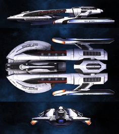 United Federation Of Planets, Starship Concept, Star Trek Images, Star Trek Starships, Star Wars, Space Wolves, Star Trek Universe, Star Trek Ships, Geek Out