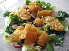 Moroccan Orange-Walnut Salad (Zwt II)