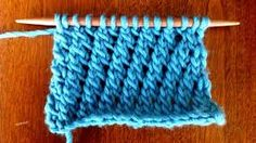 knitting for beginners left handed - I really want to learn to knit #going to try