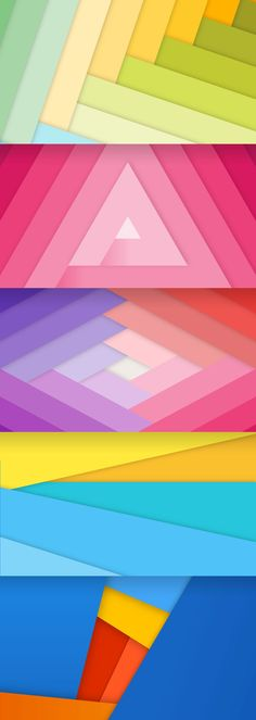 A new Set of Material Design Backgrounds available for free in high resolution. Feel free to download and share.There is also a premium set available with 40material design backgroundsavailable in jpeg and illustrator format. Get Free VersionBuy Premium – $5 Share it