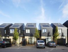 This 84-unit scheme for Linden Homes will complete the South Chase of Phase 1 of the award- winning Newhall development in Harlow, Essex.  ABA's approach int...