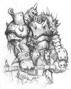 11 Best Ogre Mommy Images Fantasy Art Character Art
