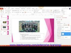 Learn how to set text options in Microsoft PowerPoint at www.teachUcomp.com. Get the complete tutorial FREE at http://www.teachucomp.com/enterprise-licensing/ - the most comprehensive PowerPoint tutorial available. Visit us today!