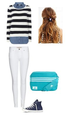 normal by fashionbarcaa on Polyvore featuring Mode, Dorothy Perkins, Burberry, Converse, adidas and Urban Outfitters
