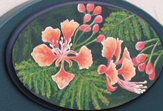 Poinciana Property Sign Artwork / Danthonia Designs