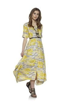 fc30f8a1ee Bombay Paisley by Westside Off White Dress With Belt Off White Dresses,  Online Shopping Stores