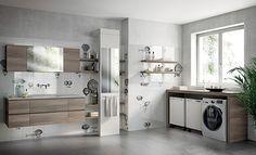 Italian Bathroom Design Vanities | Scavolini USA Official Site