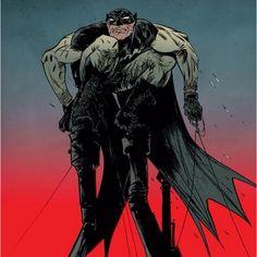 Paul Pope's Batman