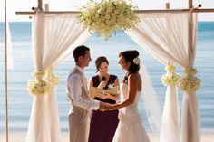 Saskia & Matthews Koh Samui Wedding In Paradise