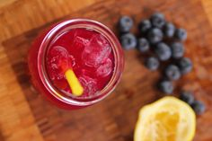 Blueberry Lemonade Recipe : Ree Drummond : Food Network - FoodNetwork.com