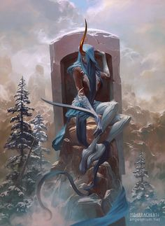 Angel of Silence: Follow Peter Mohrbacher on Patreon: Read posts by Peter Mohrbacher on the world's largest platform enabling a new generation of creators and artists to live out their passions!