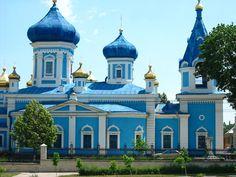 Orthodox Church in Chisinau, Moldova