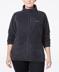 Columbia Women's Plus Size Fuller Ridge Fleece Jacket | Active ...