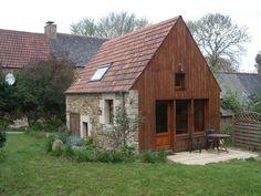 Gîte St Quay-Perros, Côtes d'Armor #vacances #chalet #bretagne