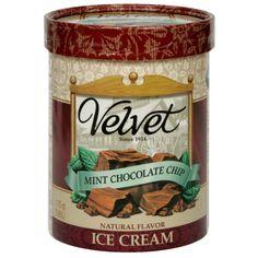 Velvet Ice Cream Pot
