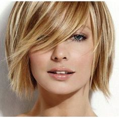 My haircut -- almost exactly. Color is dark brown w/ caramel highlights