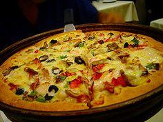 Pizza hut pan pizza copycat