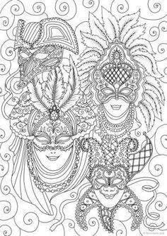 Volwassen Kleurplaten En Mandala 39 201 Beste Afbeeldingen Van Coloring Mask Colouring Face