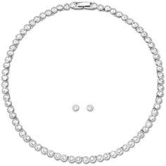 SWAROVSKI TENNIS SET 5007747   Duty Free Crystal Bracelet Tennis,  Bracelets, Swarovski Jewelry, 1097e7c633ef