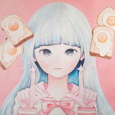 Kaoru Hasegawa Art, so awesome!
