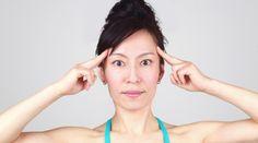 The Shortest Cut To The Mini Face Lift That Will Decrease Nasolabial Folds   Face Yoga Method