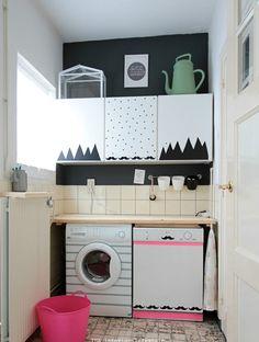 Cambiar el aspecto de la zona de lavado