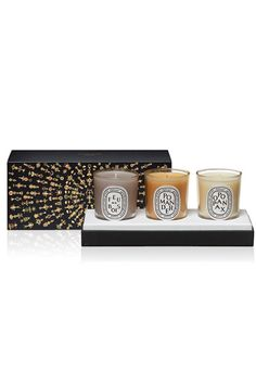 Dyptique Holiday Coffret, $84