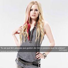 Frase de Avril Lavigne