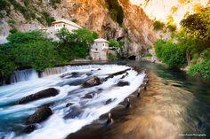 Blagaj near Mostar   Beautiful place