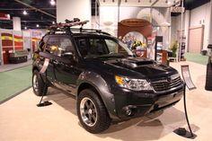 Subaru Forester Bushwacker