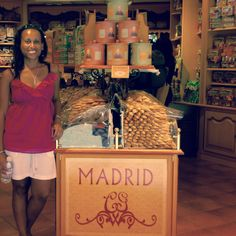 Madrid Spain! Read about my Top 5 Favorite Sites in this City! Travel to Madrid Spain to view these beautiful attractions!
