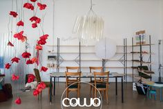 Spazio di Coworking Artigiano a Rozzano (Milano) presso Mumble Mumble. Affiliato a Rete Cowo®- Coworking Network. Per info: http://CoworkingProject.com