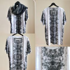 Soft, Comfortable and Lightweight with Silky Feel. Made of fine-count yarn, designed specially for sublimation. Full print in white and black palette. Siri, Count, Street Wear, Palette, Street Style, Unisex, Tees, Lace, Casual