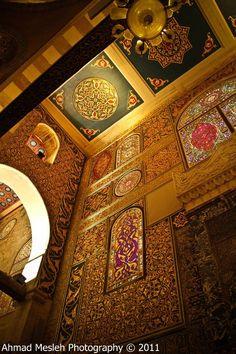 Inside Masjid Al-Aqsa | داخل مسجد الأقصى