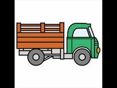 Aprendemos los sonidos de los transportes - YouTube