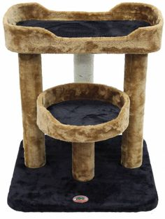 Go Pet Club F3019 Cat Scratcher Condo Furniture ** Find out more details by clicking the image : Cat condo