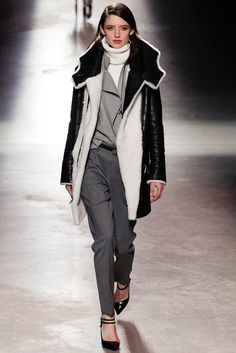 Anthony Vaccarello | Fall 2014 Ready-to-Wear Collection | Style.com