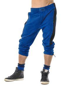 Mixed Stitch Sweatpants : Nasty Pig