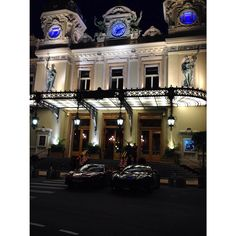 #Casino Today in MonteCarlo from #Montecarlo #Monaco
