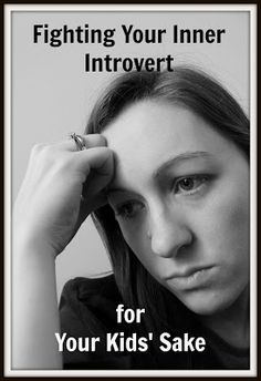 Mixed Bag Mama: Fighting Your Inner Introvert for Your Kids' Sake